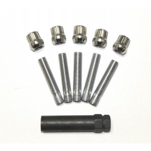 Wheel Stud Conversion Kit  12x1.5mm & 14x1.5mm
